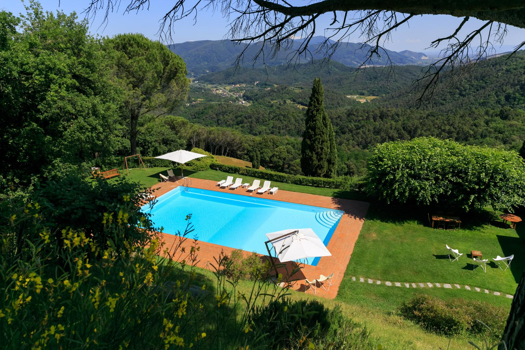 Villa with panoramic views over Versilia - 29
