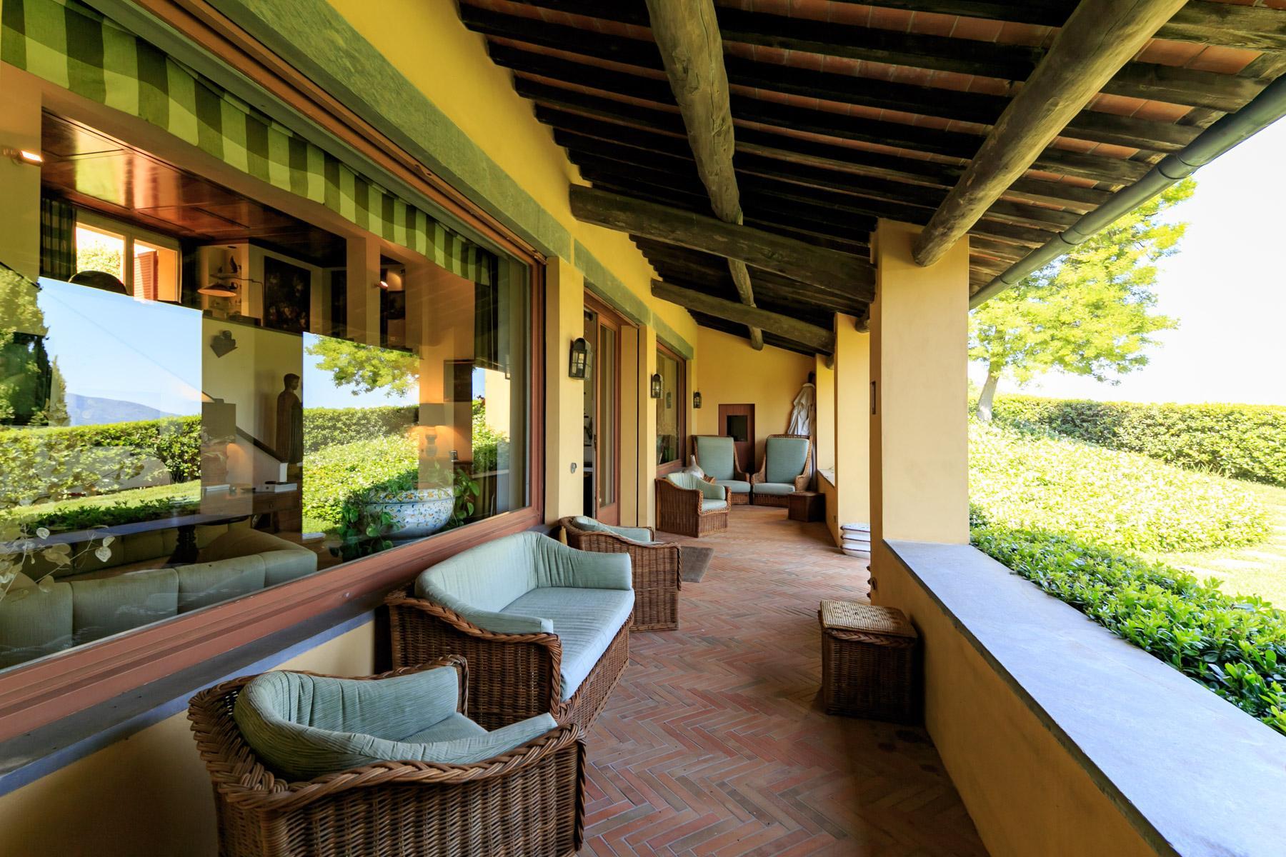 Villa mit Panorama-Blick auf die Versilia - 8