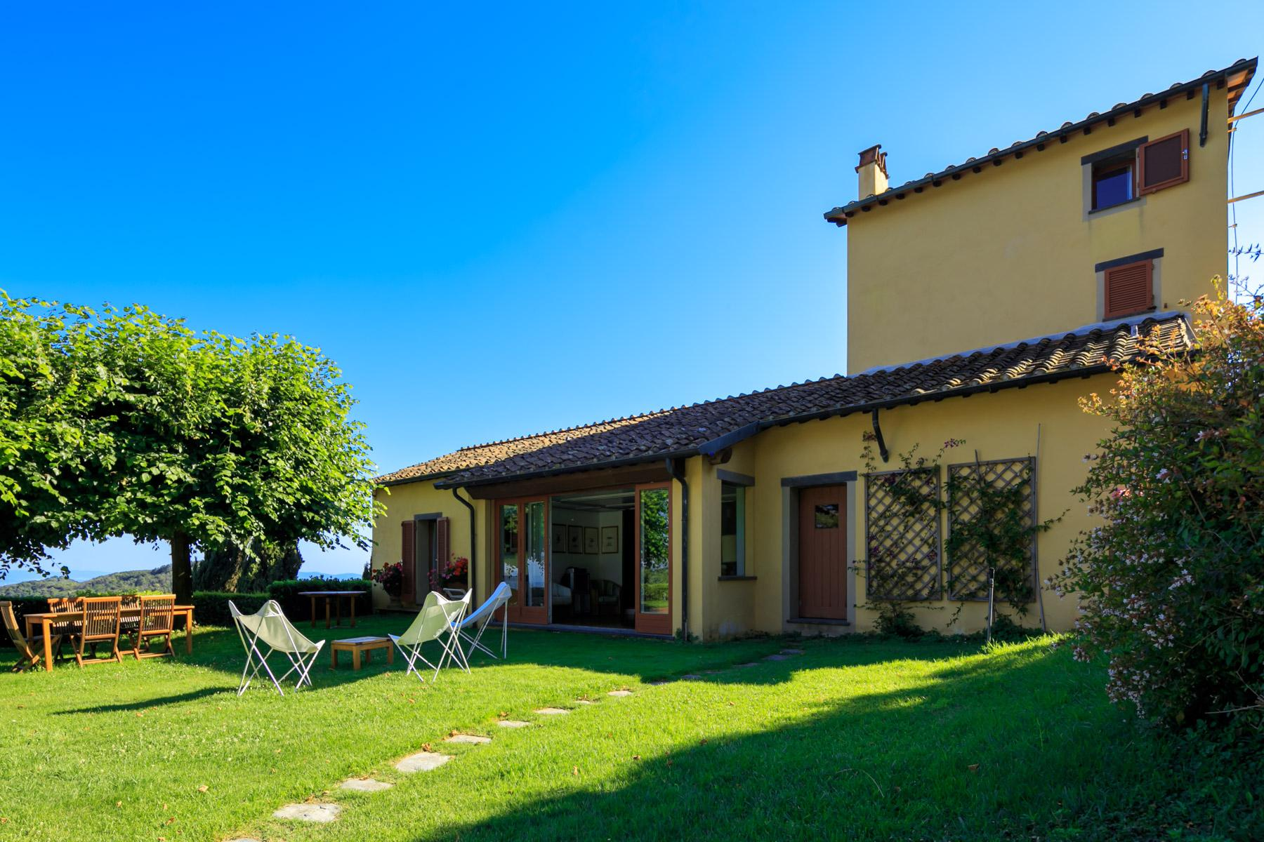Villa mit Panorama-Blick auf die Versilia - 6