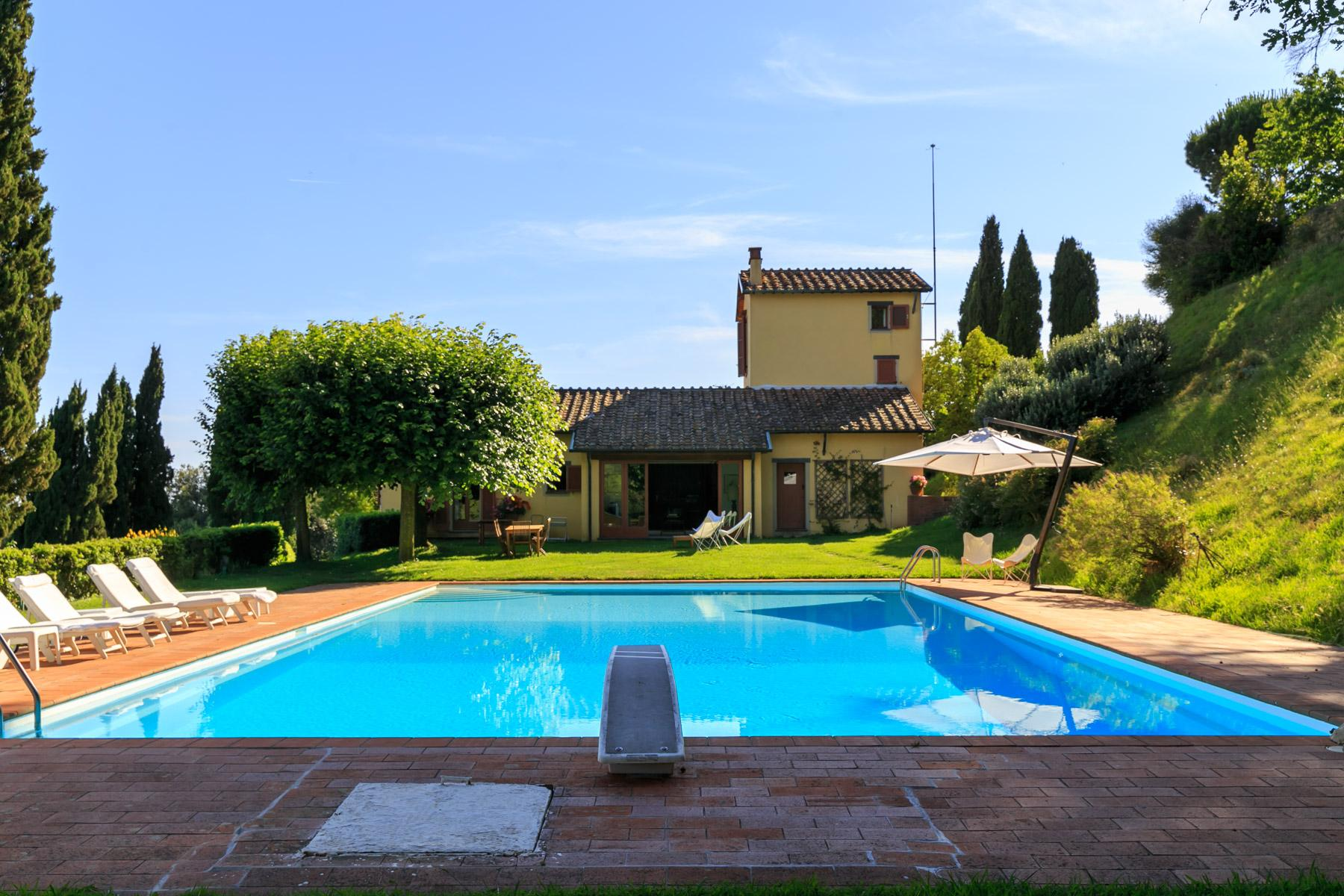 Villa with panoramic views over Versilia - 2