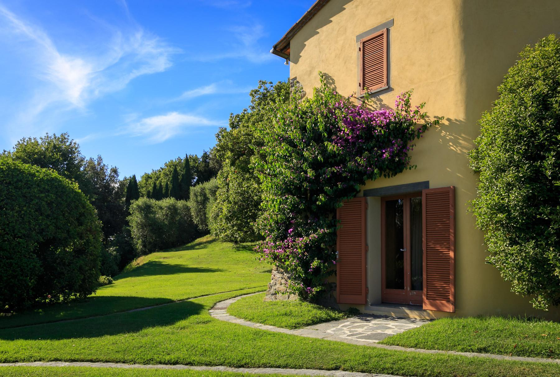 Villa avec vue panoramique sur la Versilia - 26