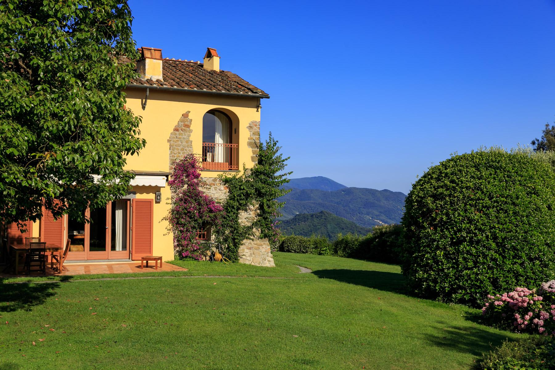 Villa with panoramic views over Versilia - 7
