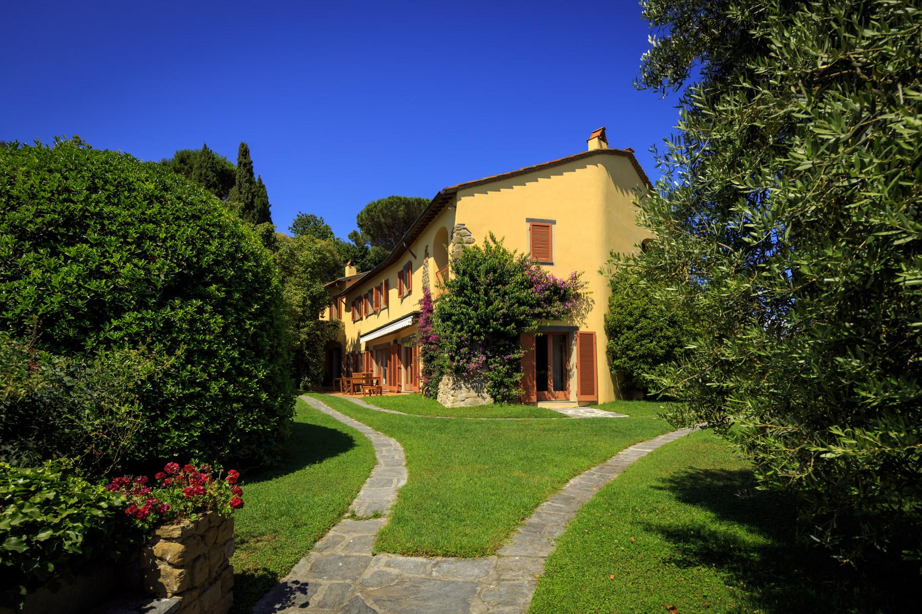 Villa with panoramic views over Versilia - 25