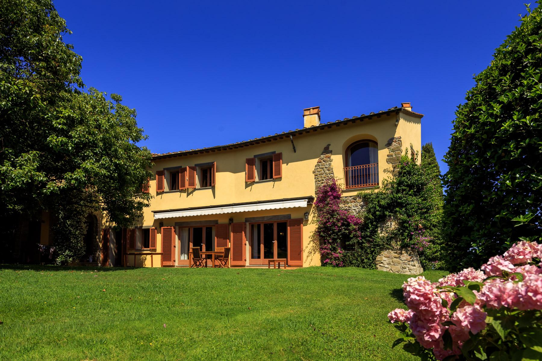 Villa with panoramic views over Versilia - 1