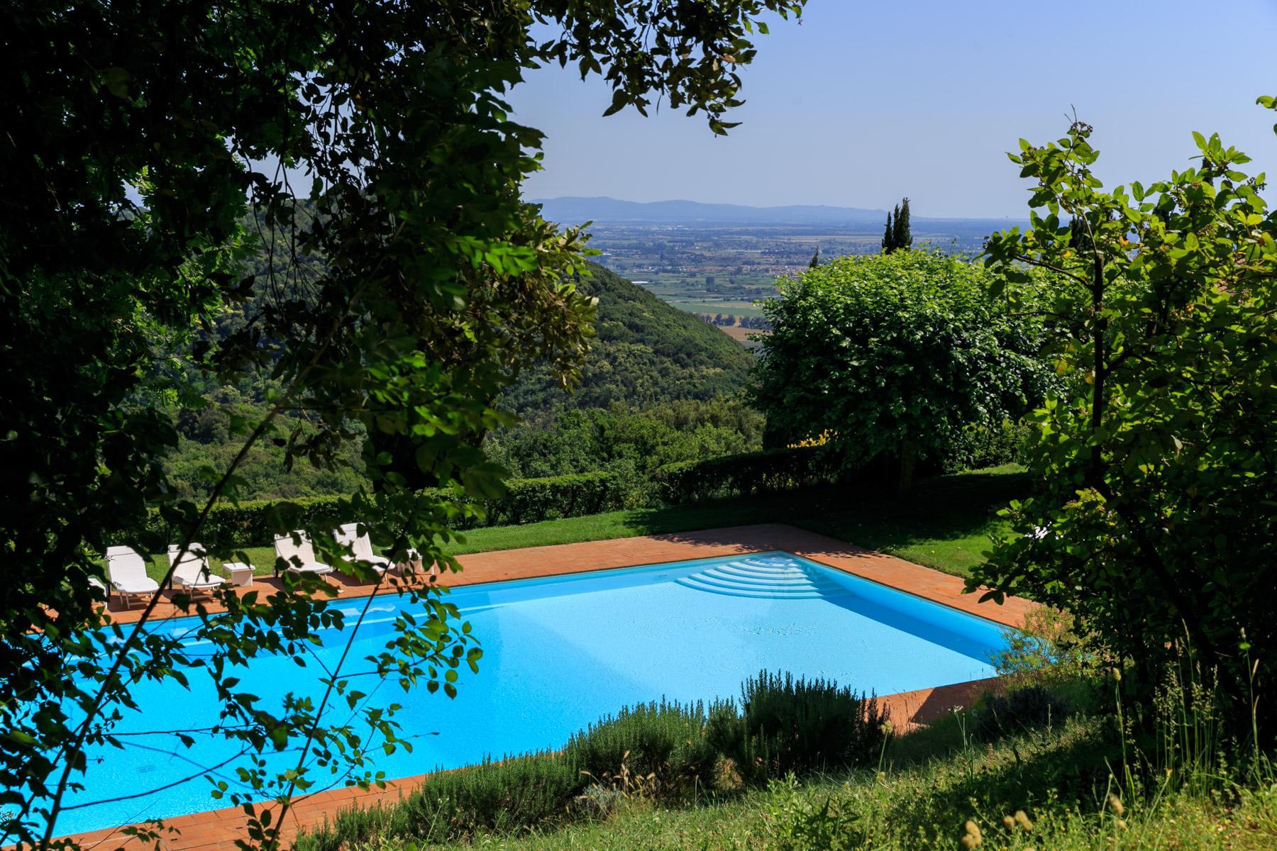 Villa mit Panorama-Blick auf die Versilia - 3