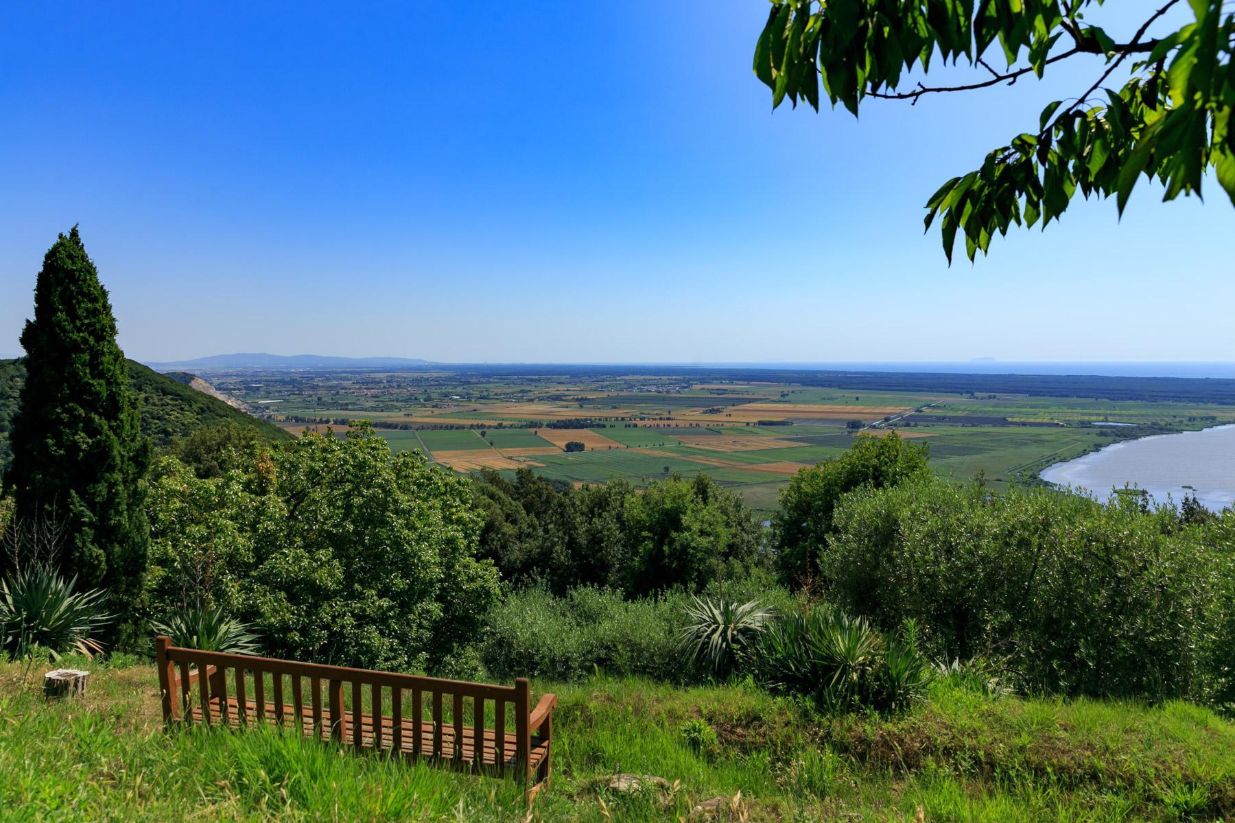 Вилла с панорамным видом на Версилию - 5