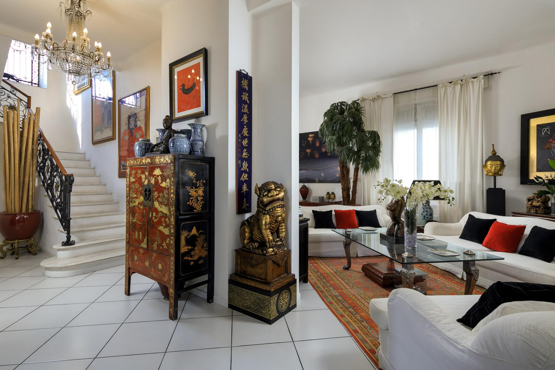 Seafront Villa with tower in Forte dei Marmi - 15