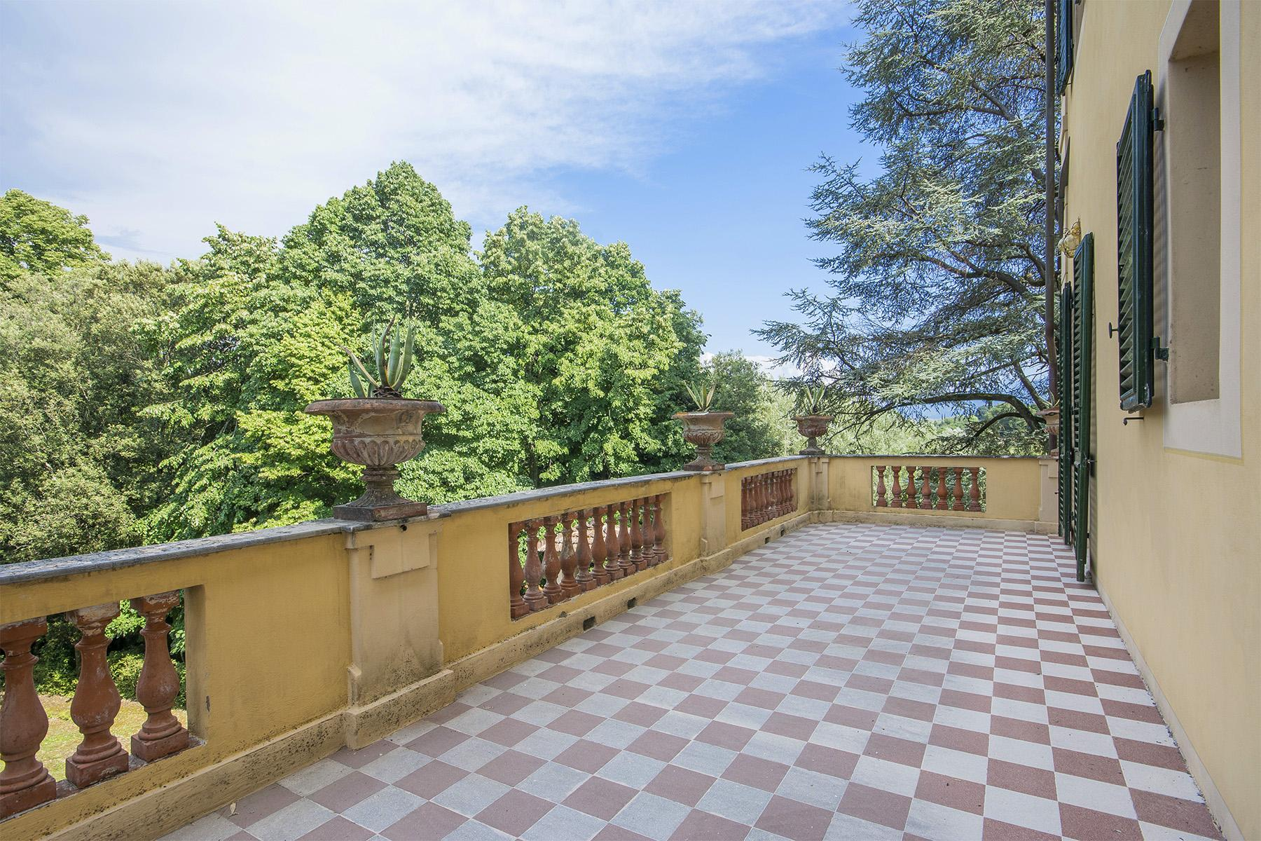 Beautiful XIX Century period villa with park near Lucca - 22