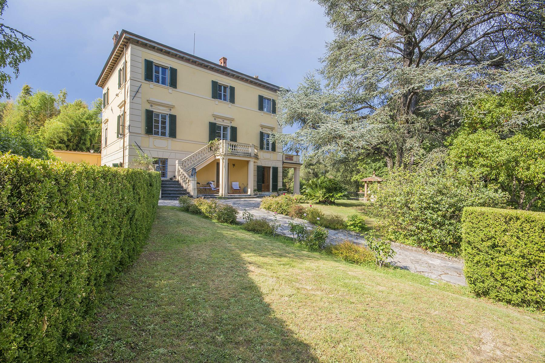 Beautiful XIX Century period villa with park near Lucca - 15