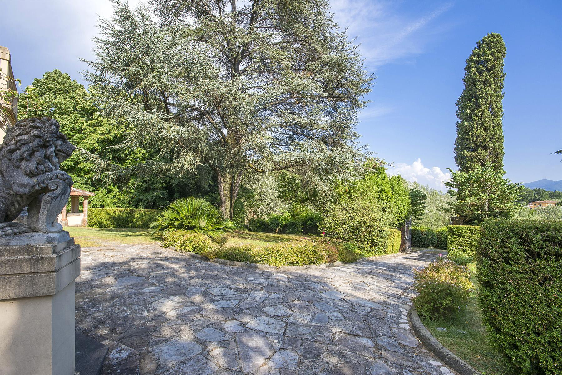 Beautiful XIX Century period villa with park near Lucca - 30