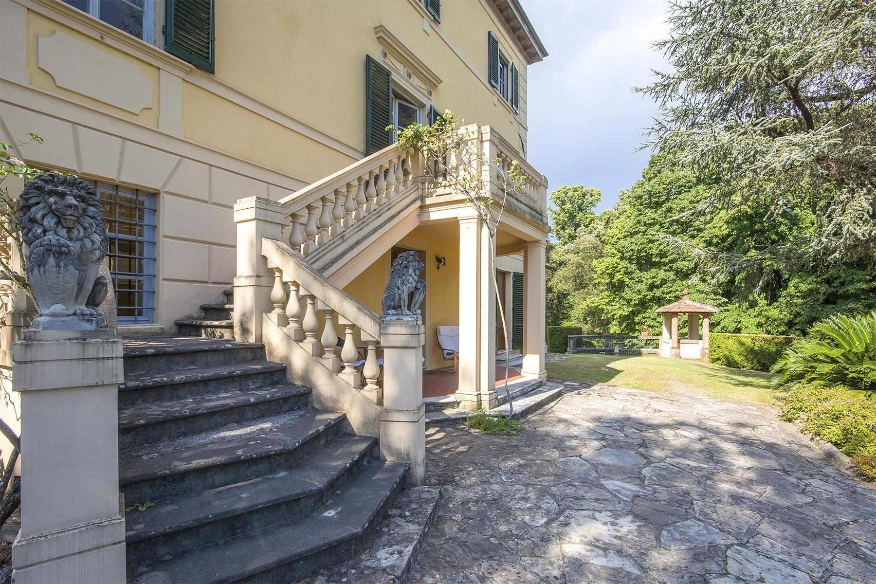 Beautiful XIX Century period villa with park near Lucca - 3