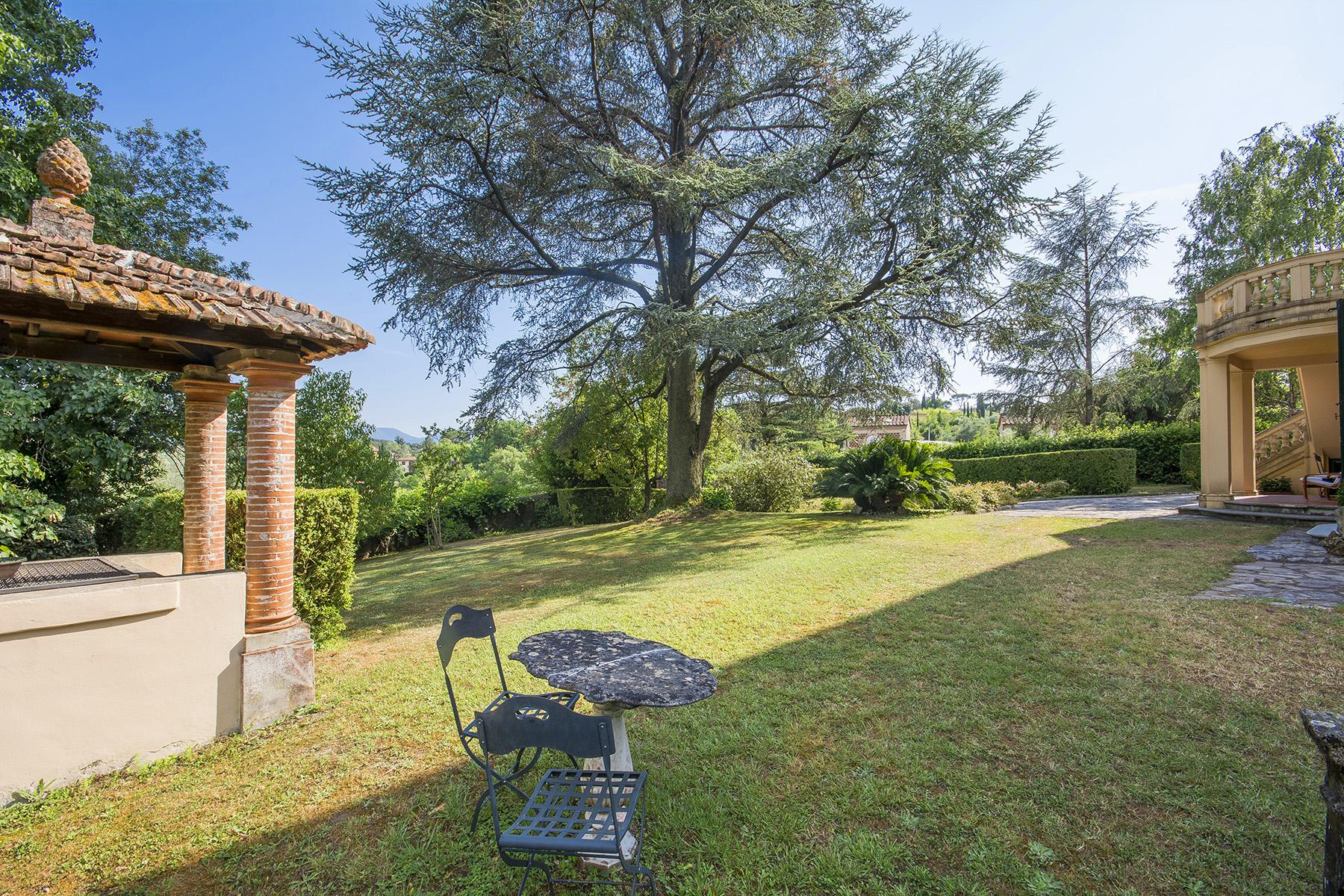 Beautiful XIX Century period villa with park near Lucca - 27