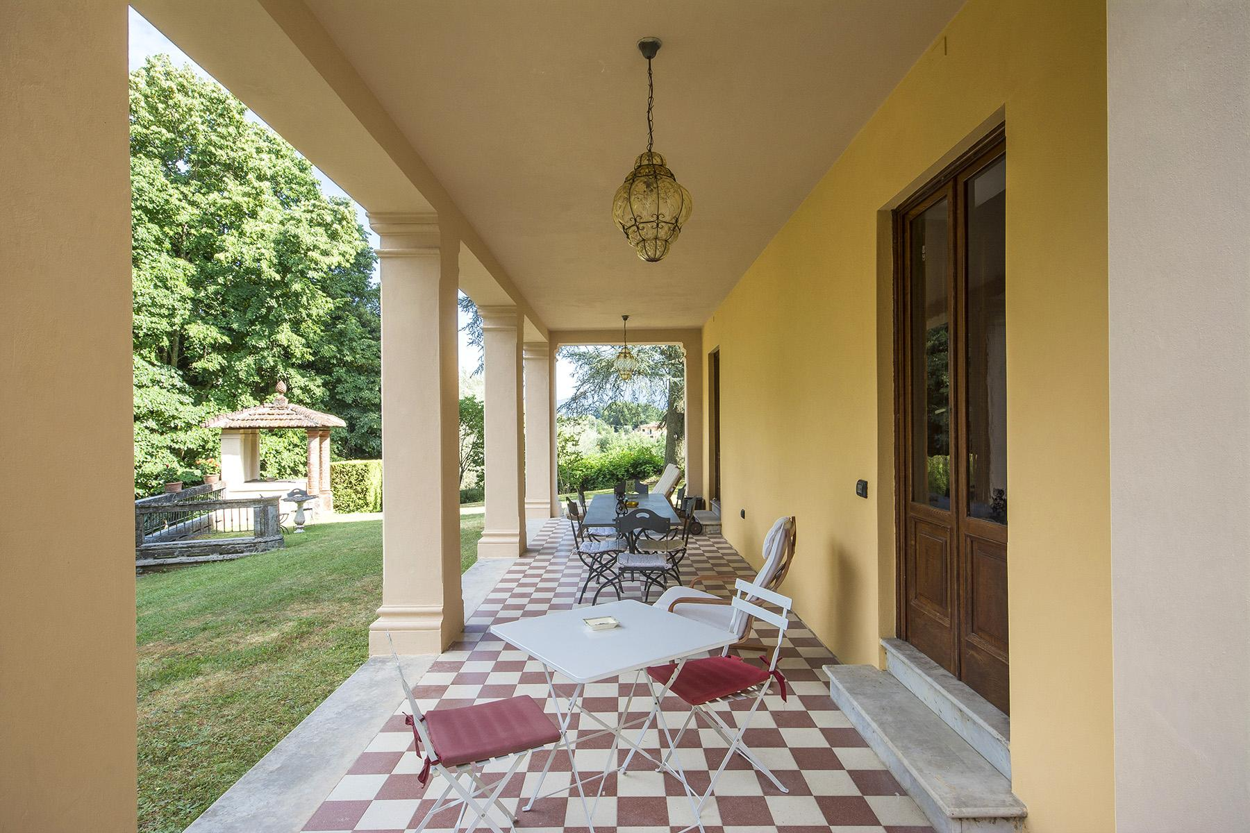 Beautiful XIX Century period villa with park near Lucca - 4