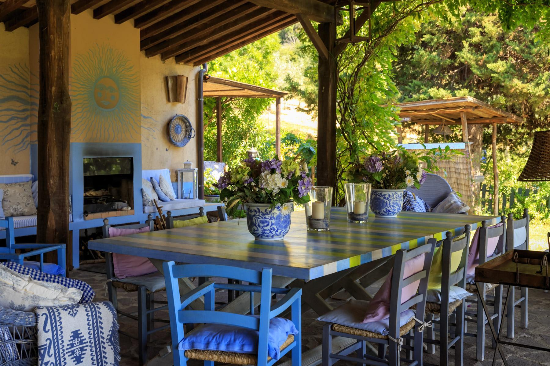 Wunderschöne toskanische Villa mit Pool - 8