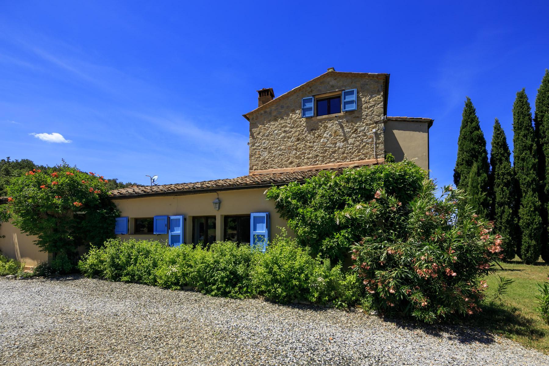 Wunderschöne toskanische Villa mit Pool - 27