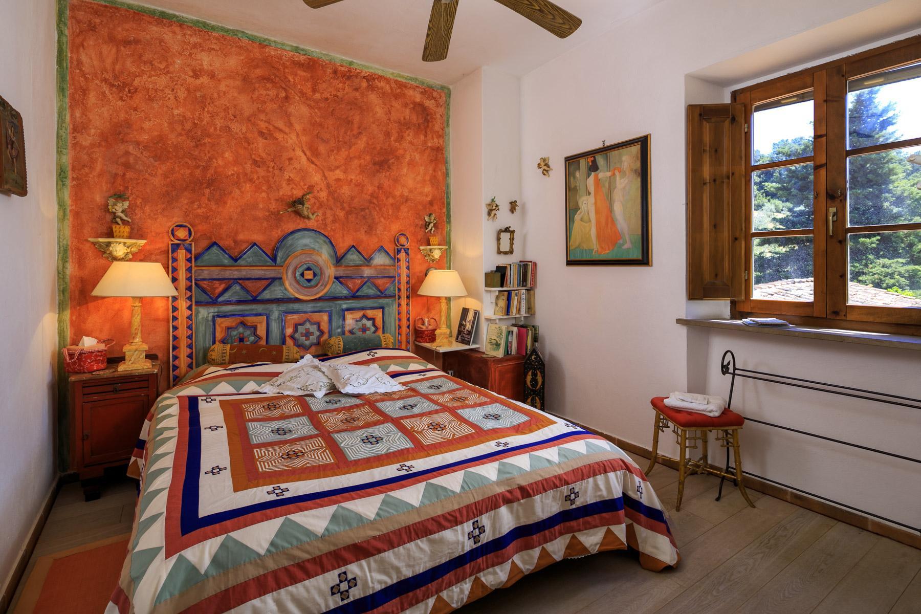 Wunderschöne toskanische Villa mit Pool - 22