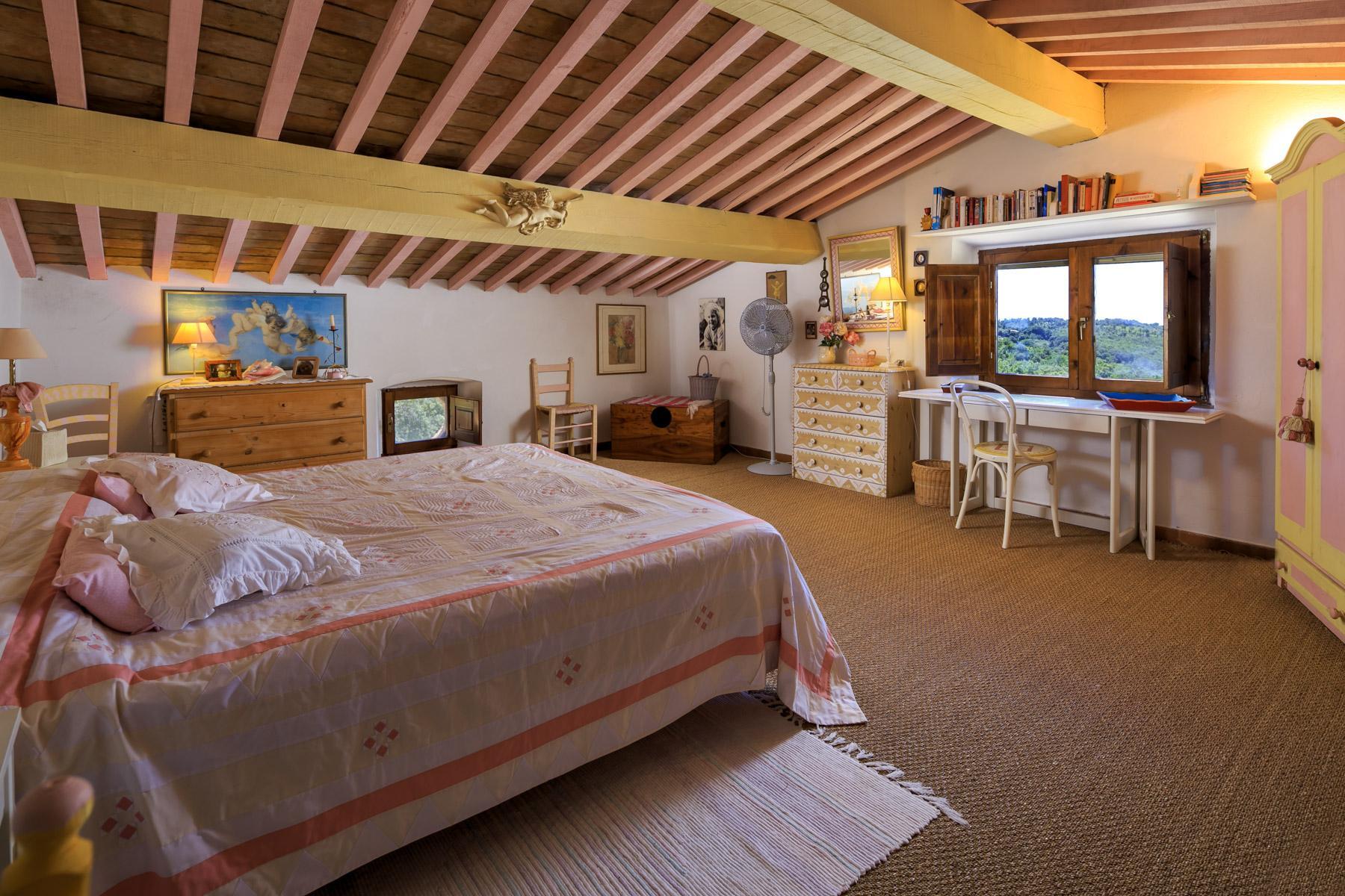 Wunderschöne toskanische Villa mit Pool - 17