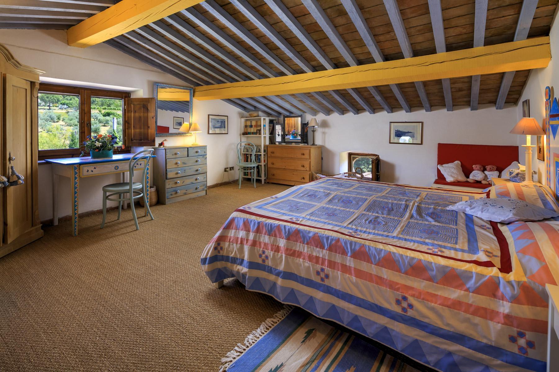 Belle villa toscane avec piscine - 24