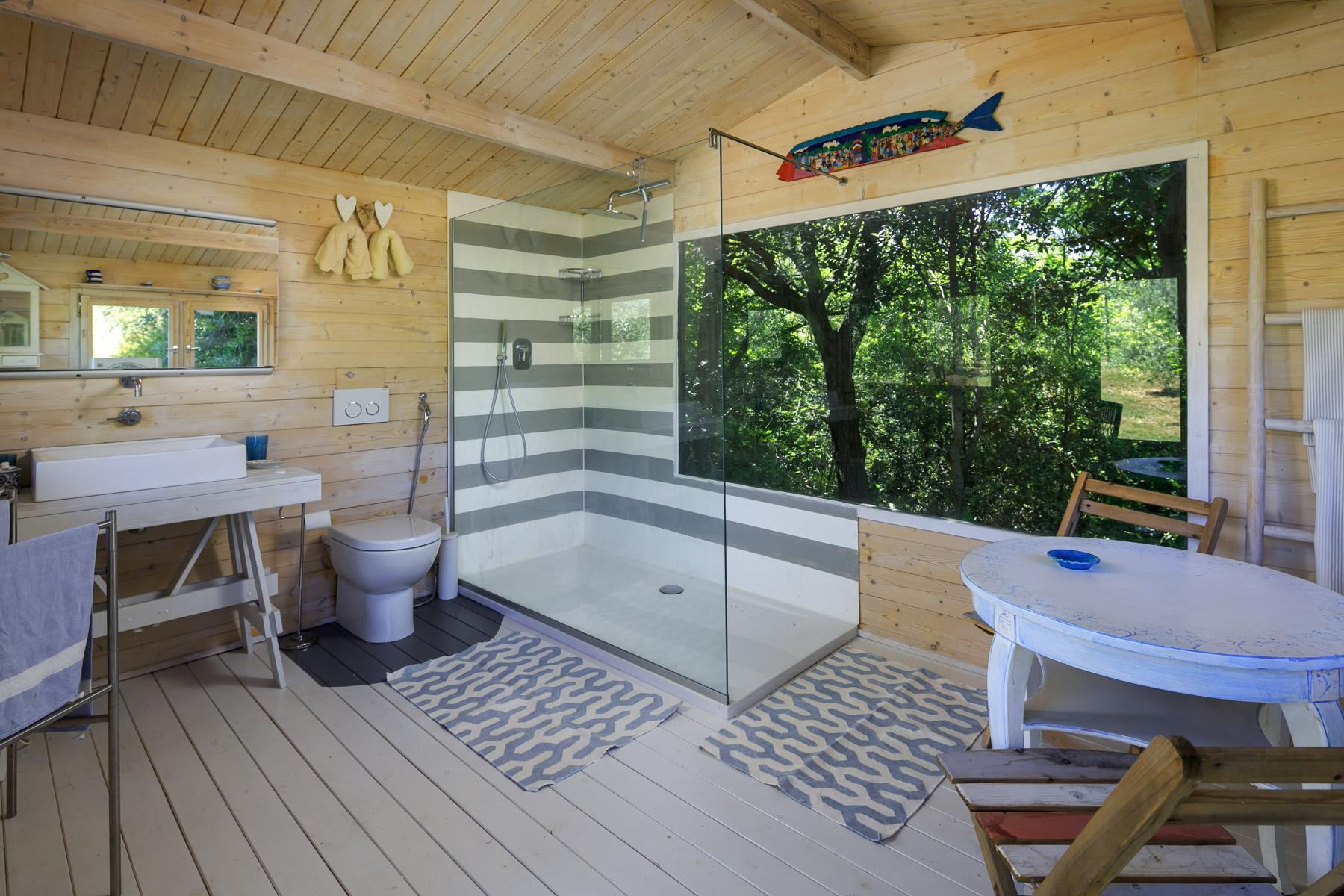 Belle villa toscane avec piscine - 16