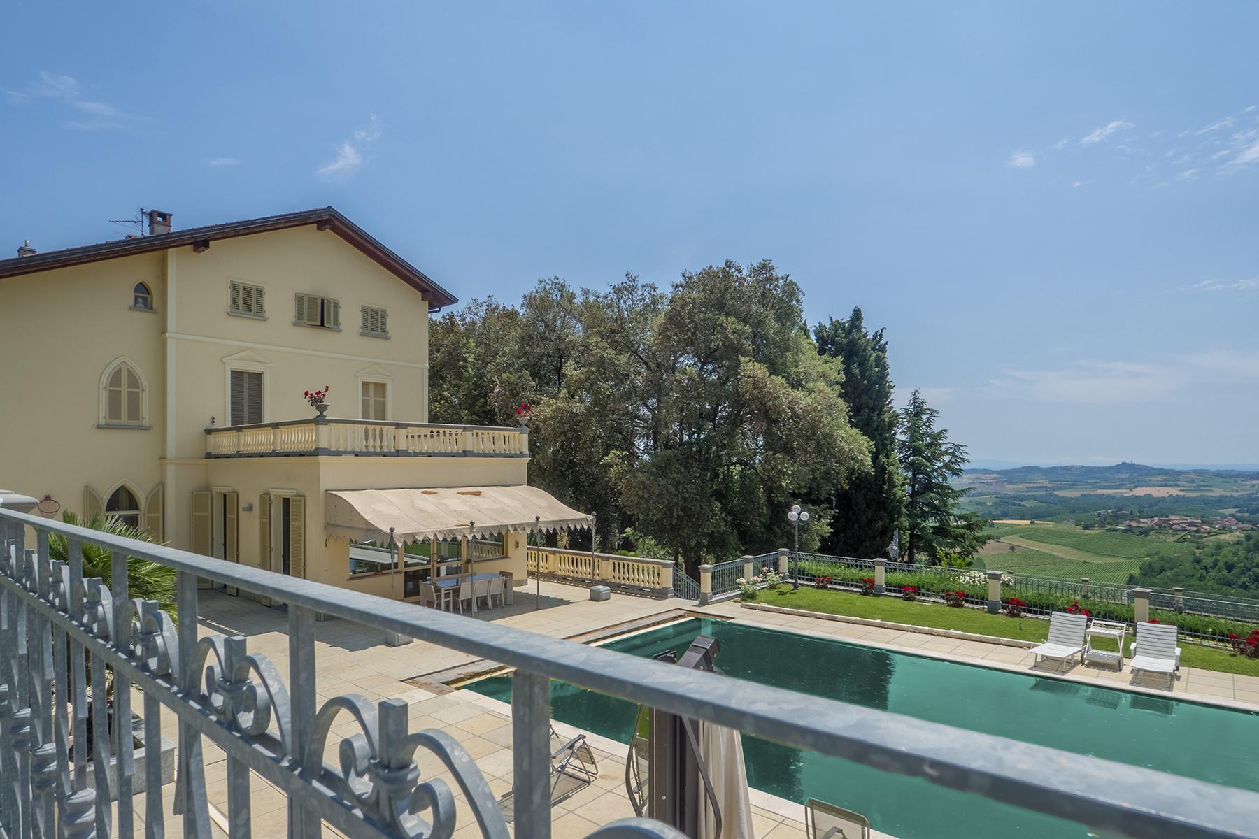 Величественная вилла в стиле Либерти, расположенная в одной из самых живописных деревень Италии - 13