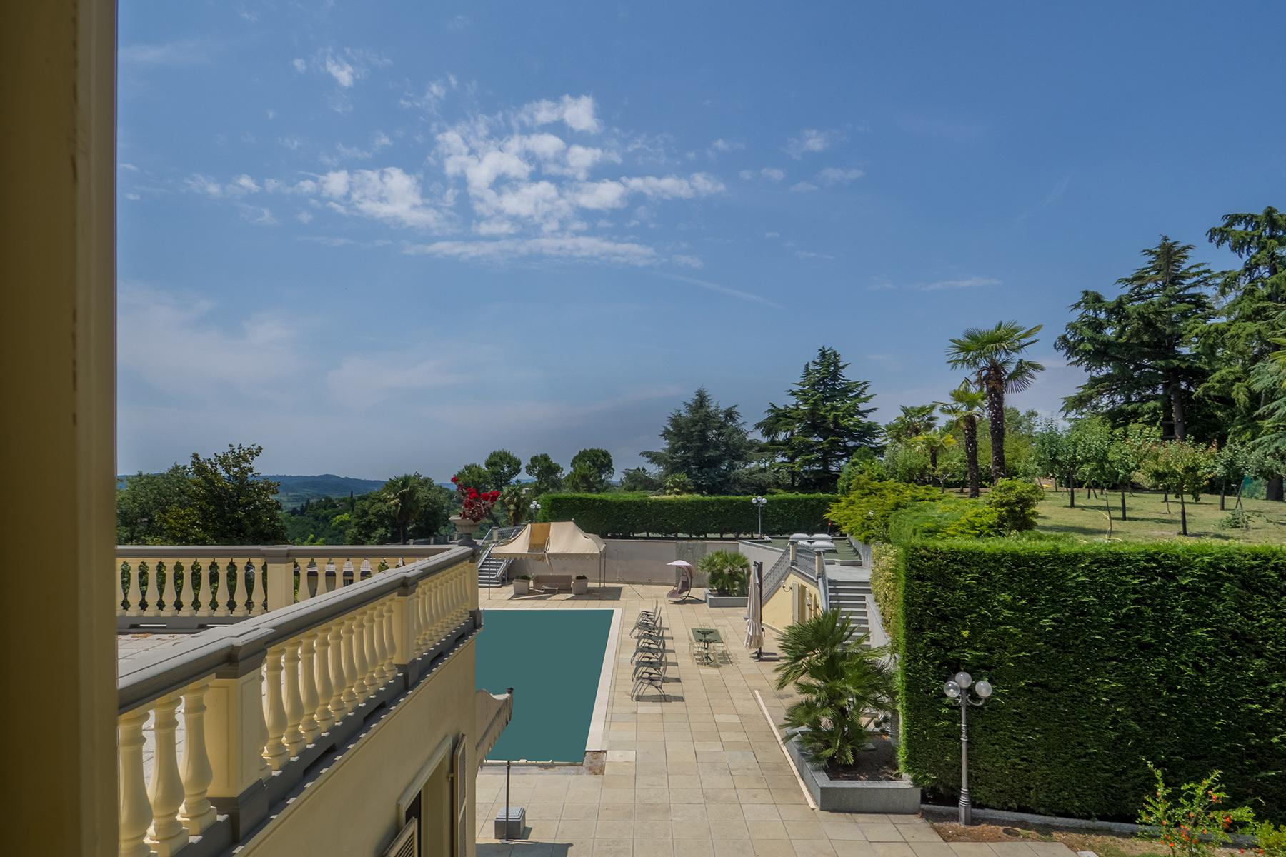 Majestic Liberty villa perched in one of Italy's most picturesque villages - 14