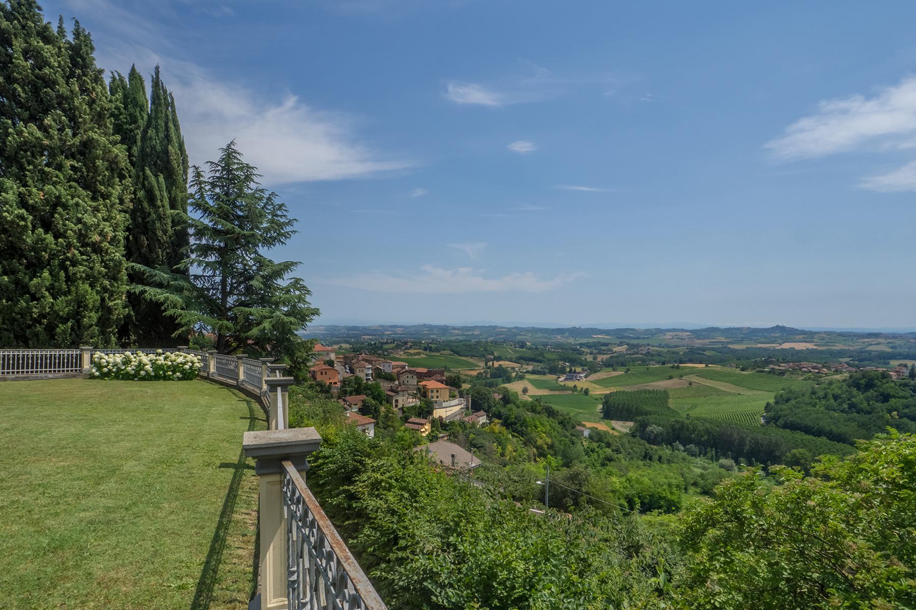Величественная вилла в стиле Либерти, расположенная в одной из самых живописных деревень Италии - 25