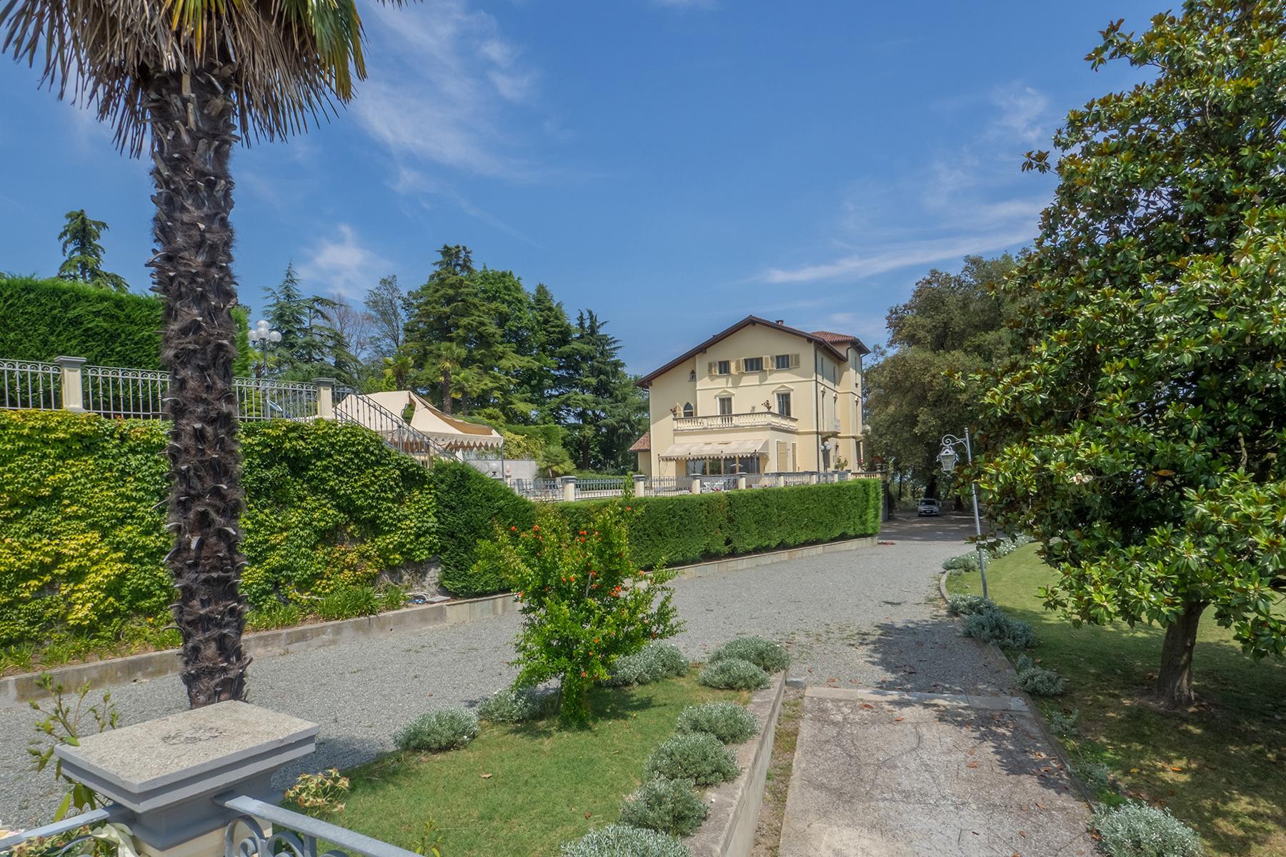 Величественная вилла в стиле Либерти, расположенная в одной из самых живописных деревень Италии - 26