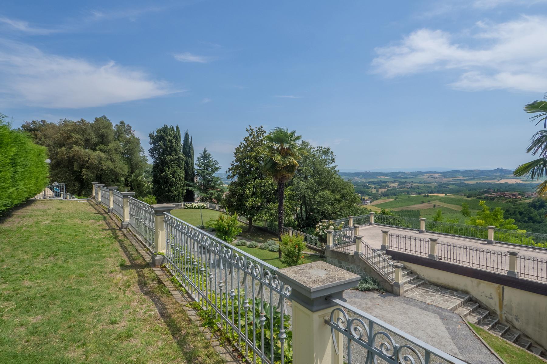 Величественная вилла в стиле Либерти, расположенная в одной из самых живописных деревень Италии - 27