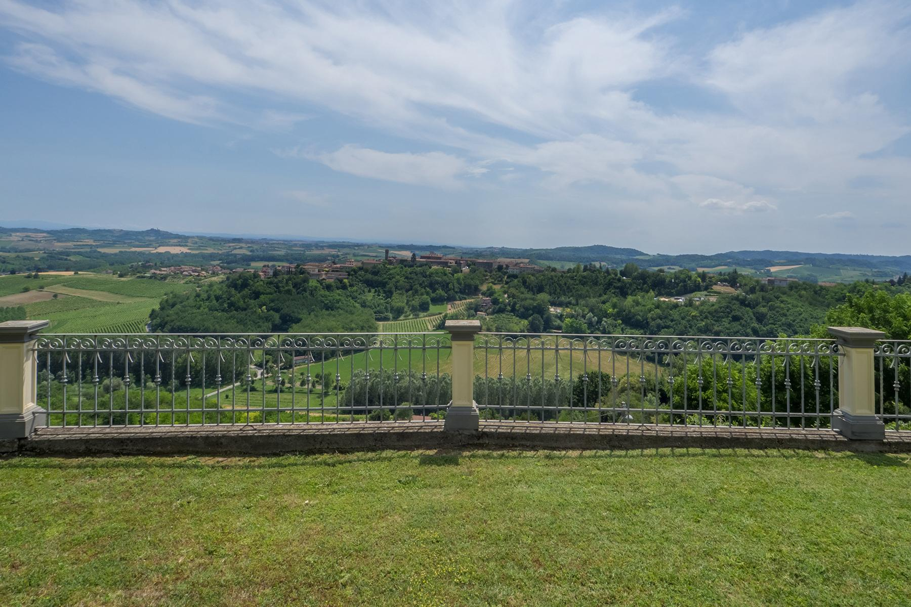 Величественная вилла в стиле Либерти, расположенная в одной из самых живописных деревень Италии - 28