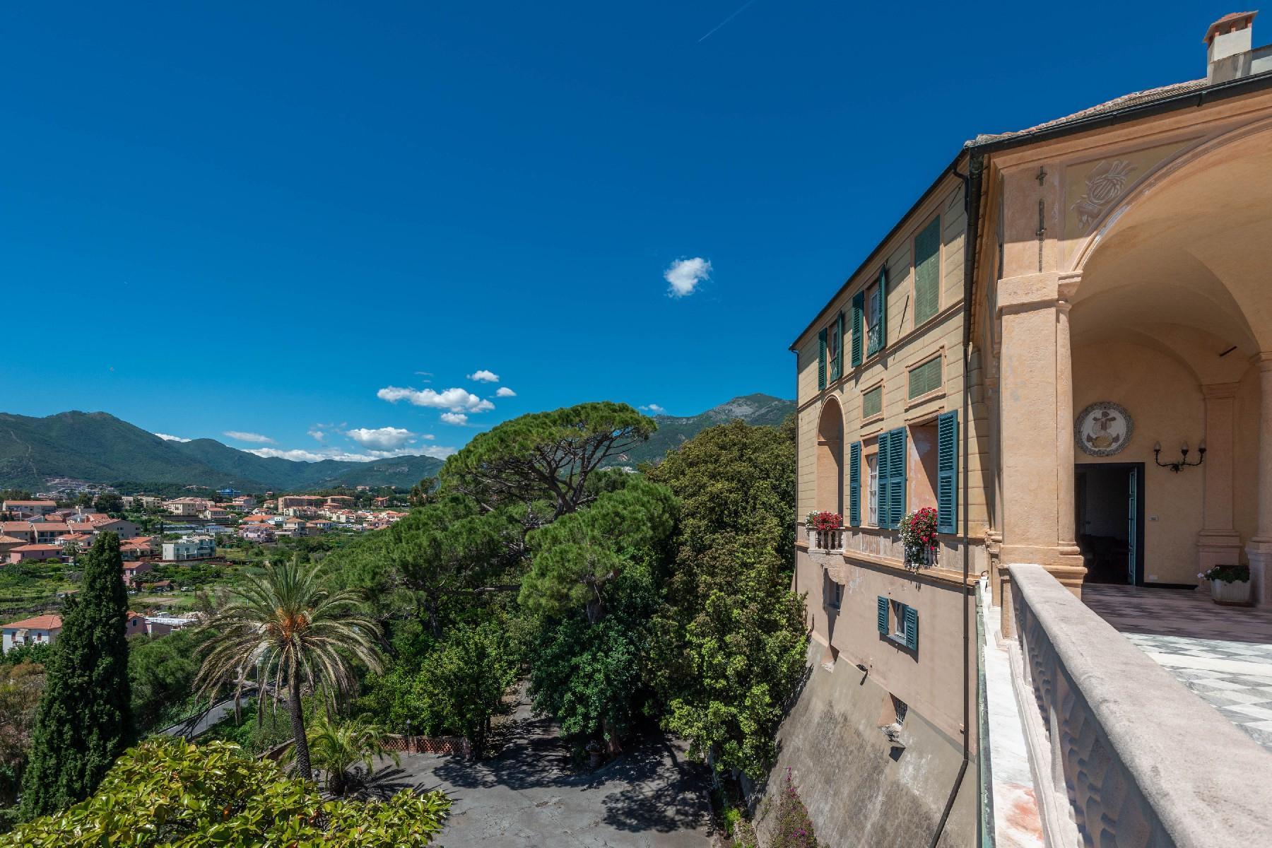 Замок Дория в Лоано - 23