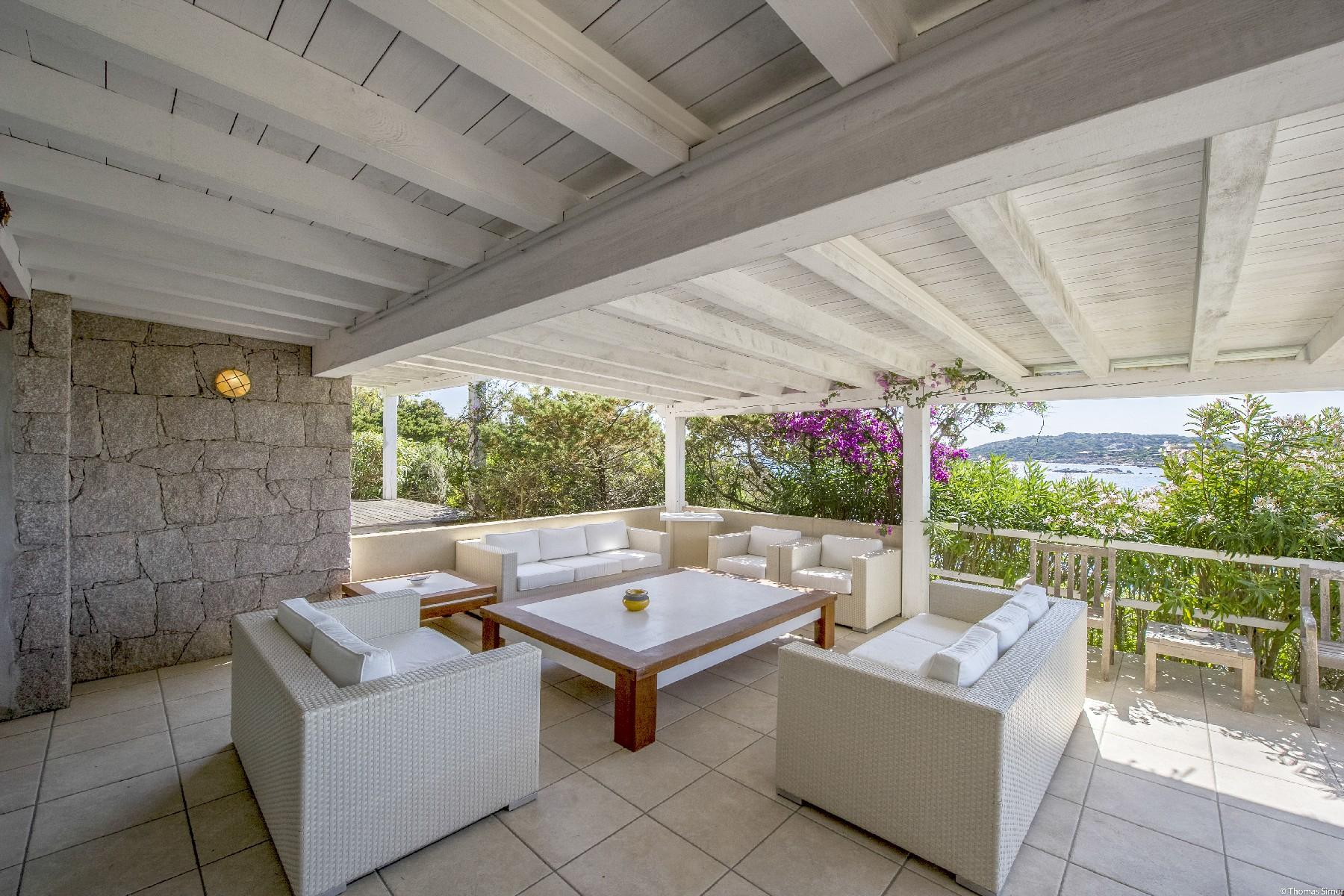 Ile de Cavallo, Corse - Fascinante villa pieds-dans-l'eau - 2