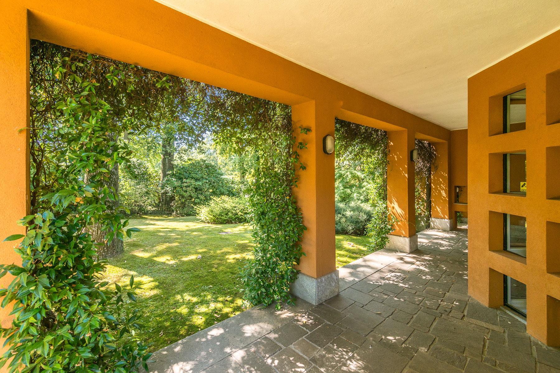 Elegant villa located within the golf club of Castelconturbia - 28