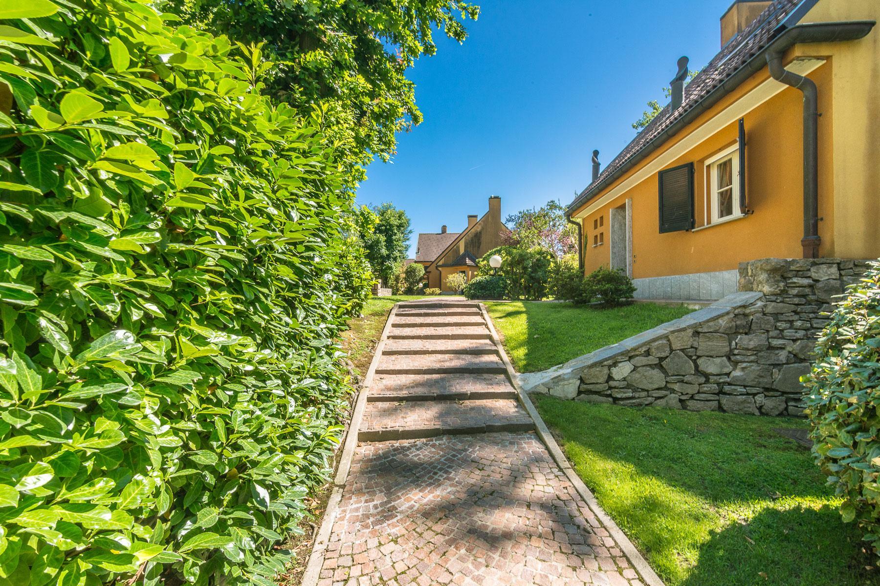 Elegant villa located within the golf club of Castelconturbia - 27