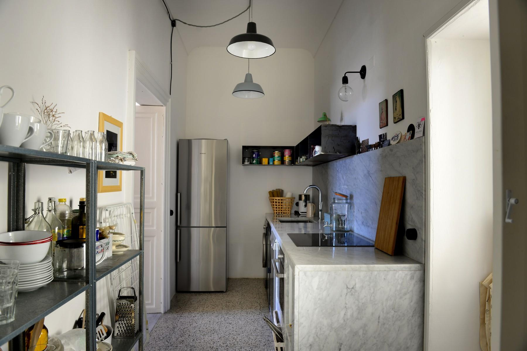 Noto铺设着原始地板的公寓 - 4