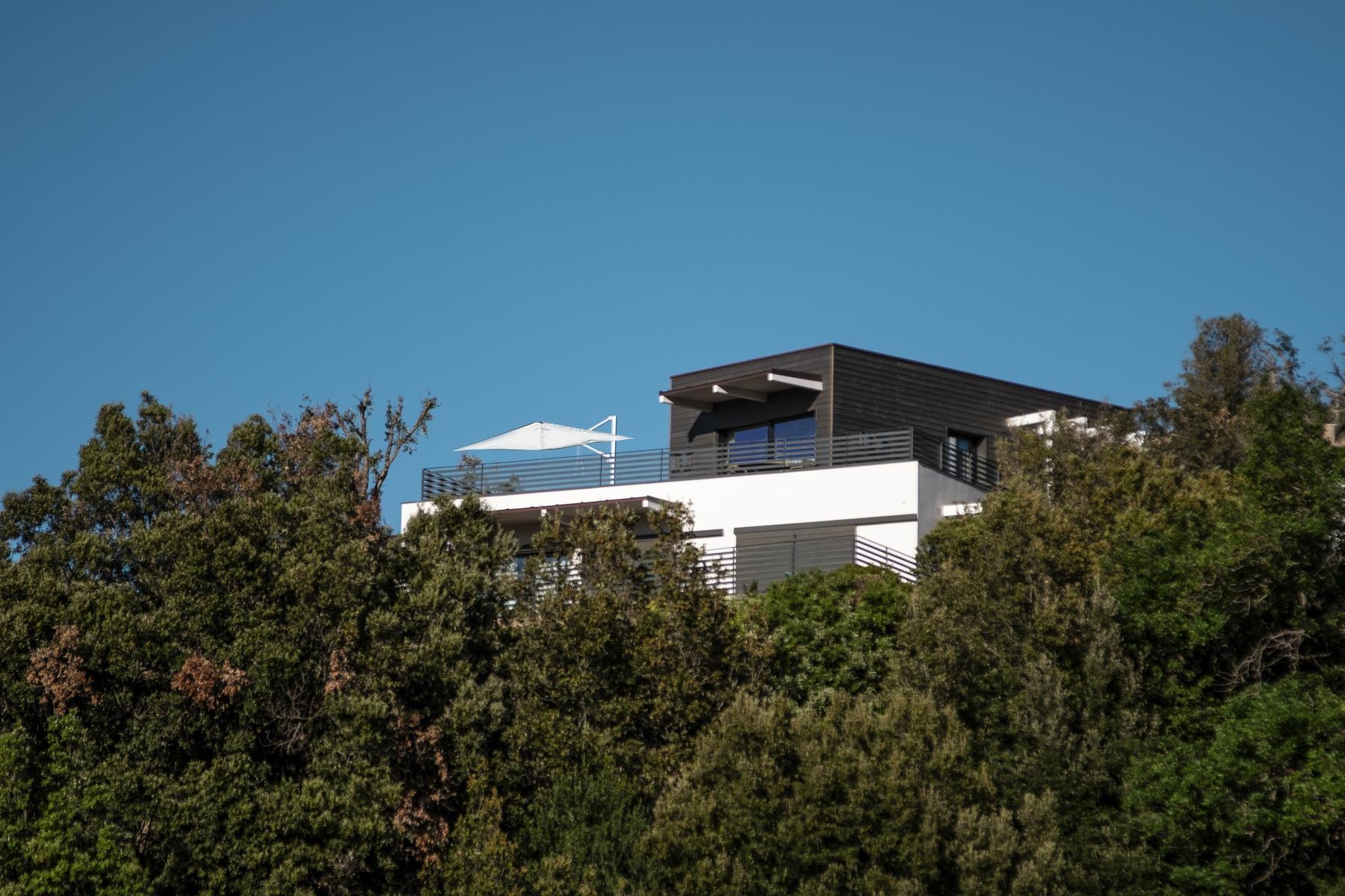 俯瞰Orbetello Lagoon泻湖景色绝妙的别墅 - 15