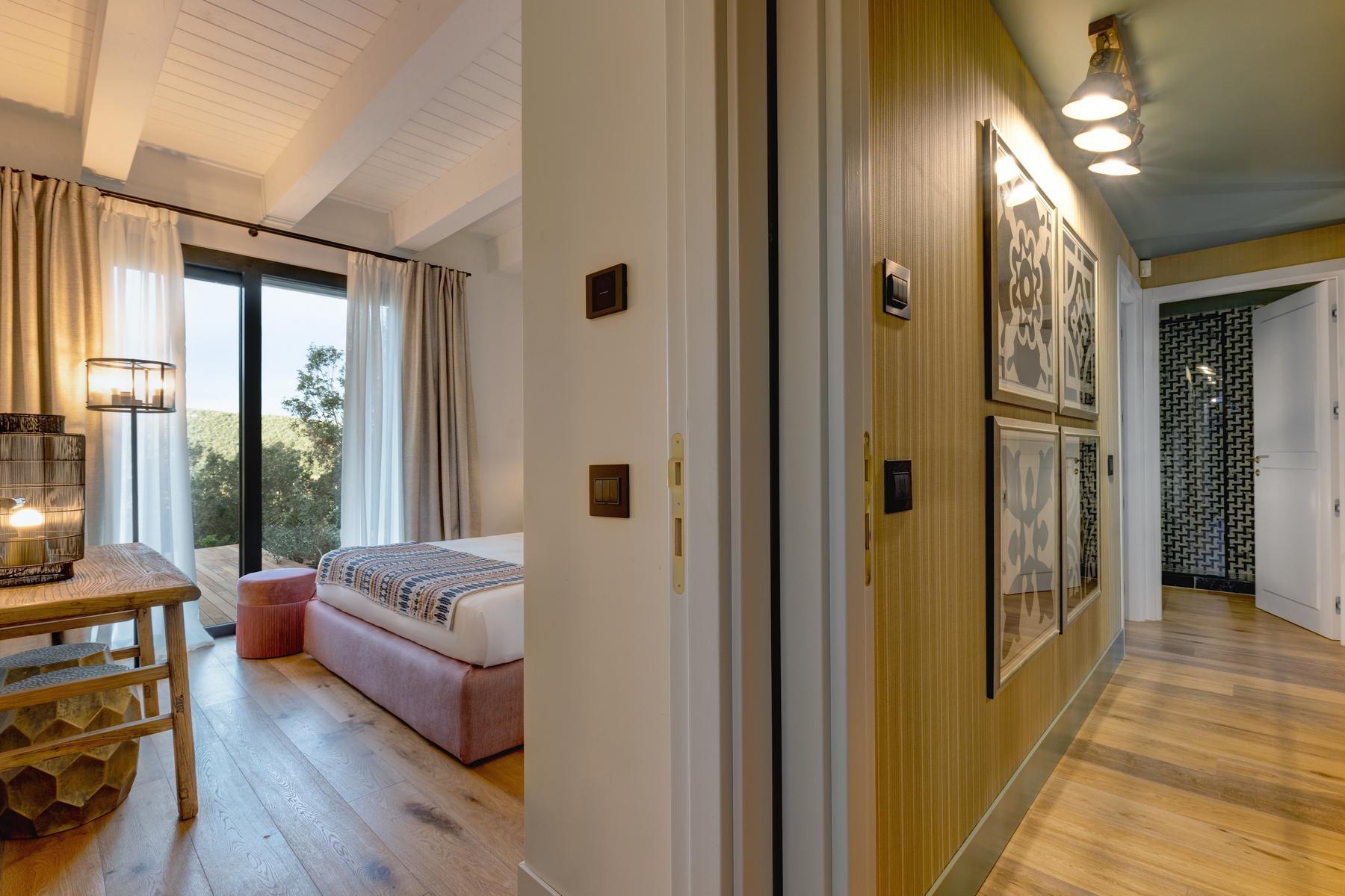 Magnifique villa avec vue imprenable sur le lagon d'Orbetello - 11