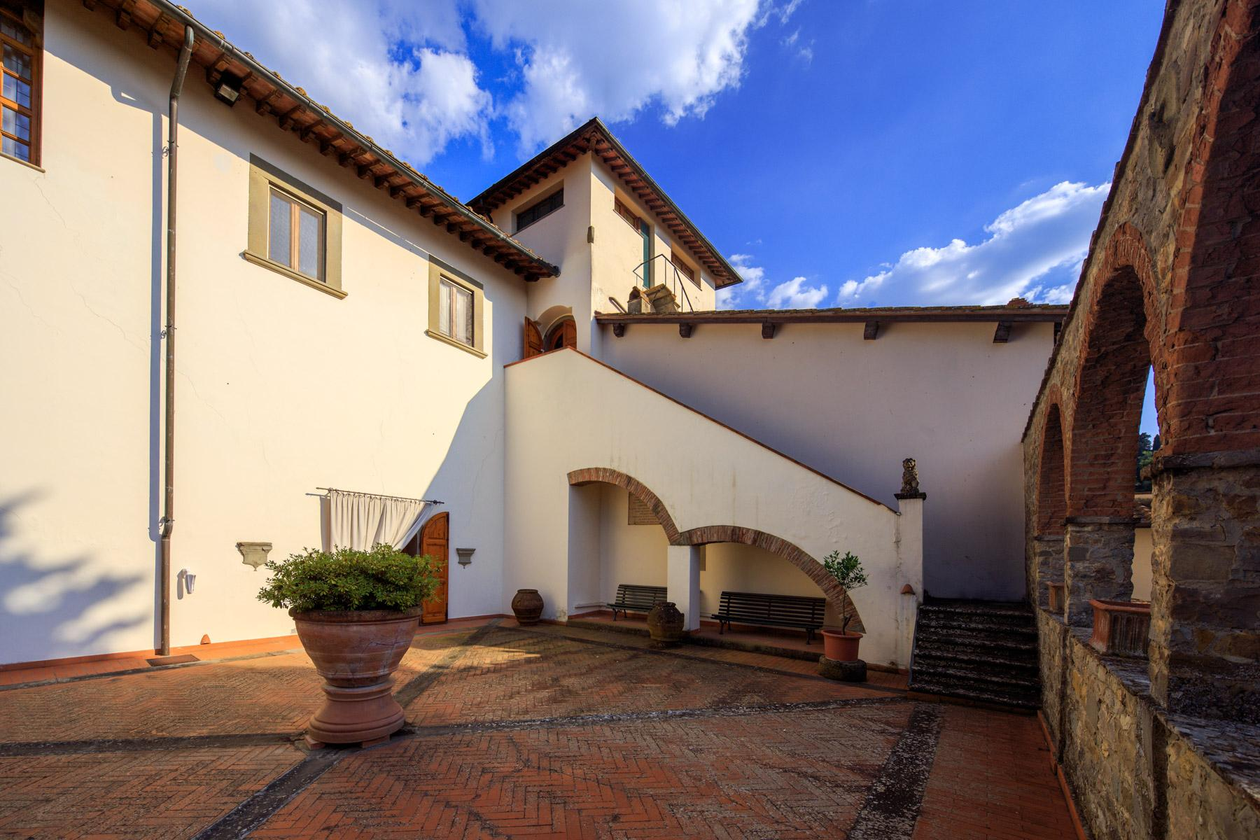 Historic Renaissance Villa with Private Hamlet on the Hills of Florence - 10