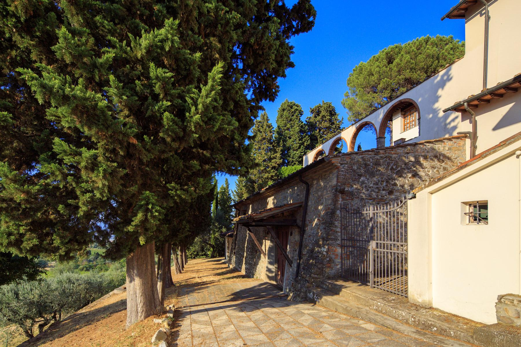 Historic Renaissance Villa with Private Hamlet on the Hills of Florence - 12