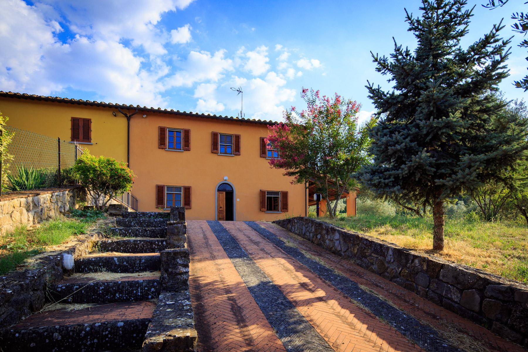 Historic Renaissance Villa with Private Hamlet on the Hills of Florence - 27