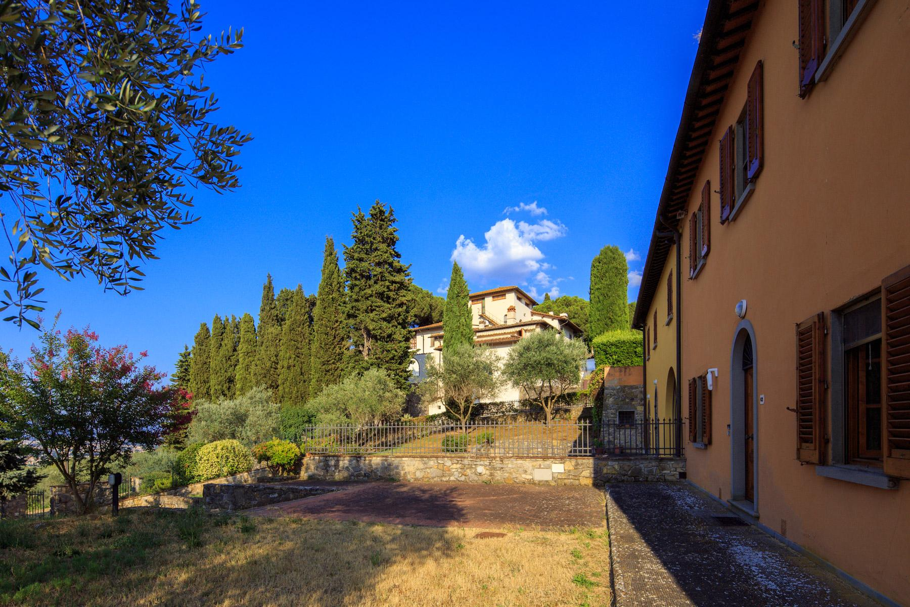 Historic Renaissance Villa with Private Hamlet on the Hills of Florence - 13