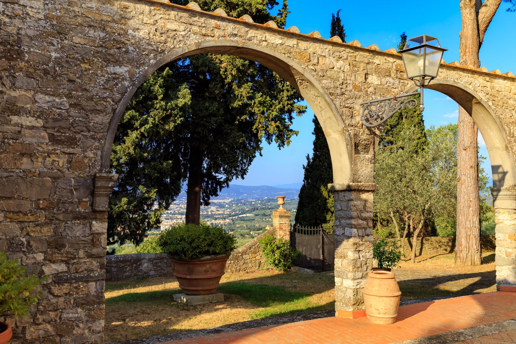 Historic Renaissance Villa with Private Hamlet on the Hills of Florence - 29