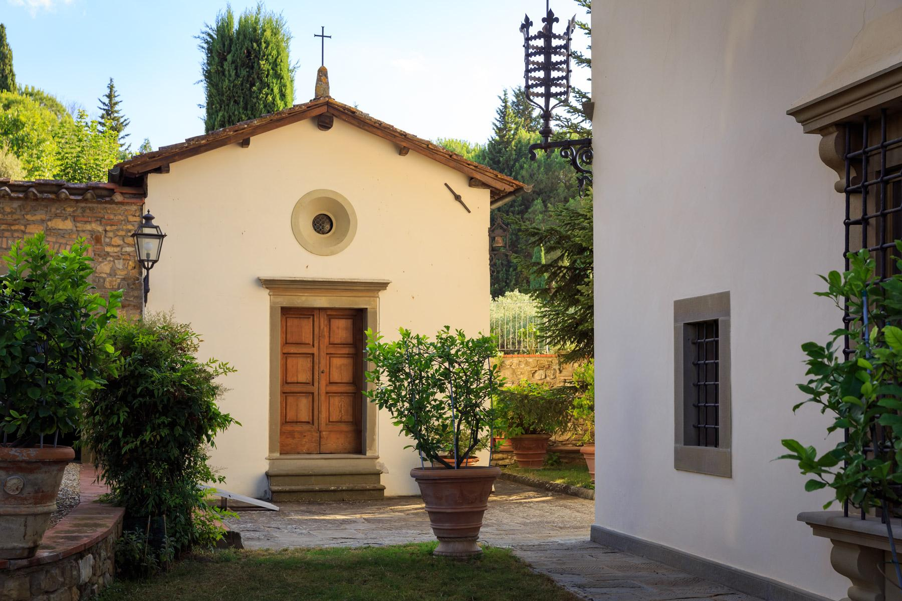 Historic Renaissance Villa with Private Hamlet on the Hills of Florence - 28