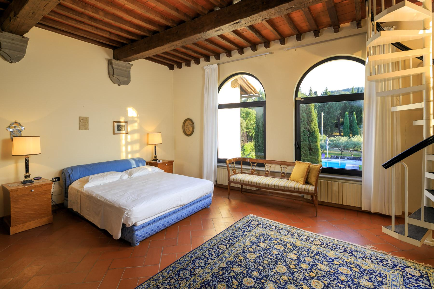 Historic Renaissance Villa with Private Hamlet on the Hills of Florence - 21