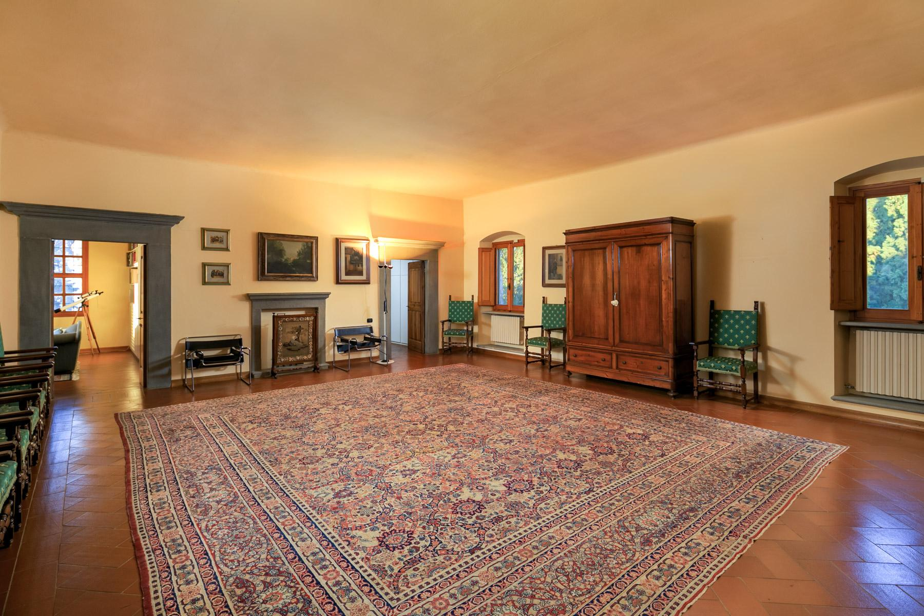 Historic Renaissance Villa with Private Hamlet on the Hills of Florence - 20