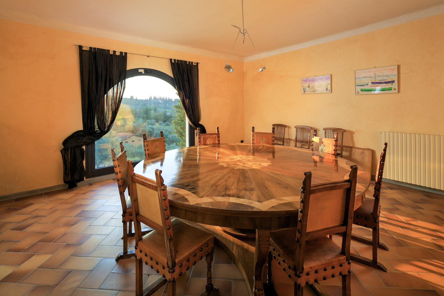 Historic Renaissance Villa with Private Hamlet on the Hills of Florence - 23