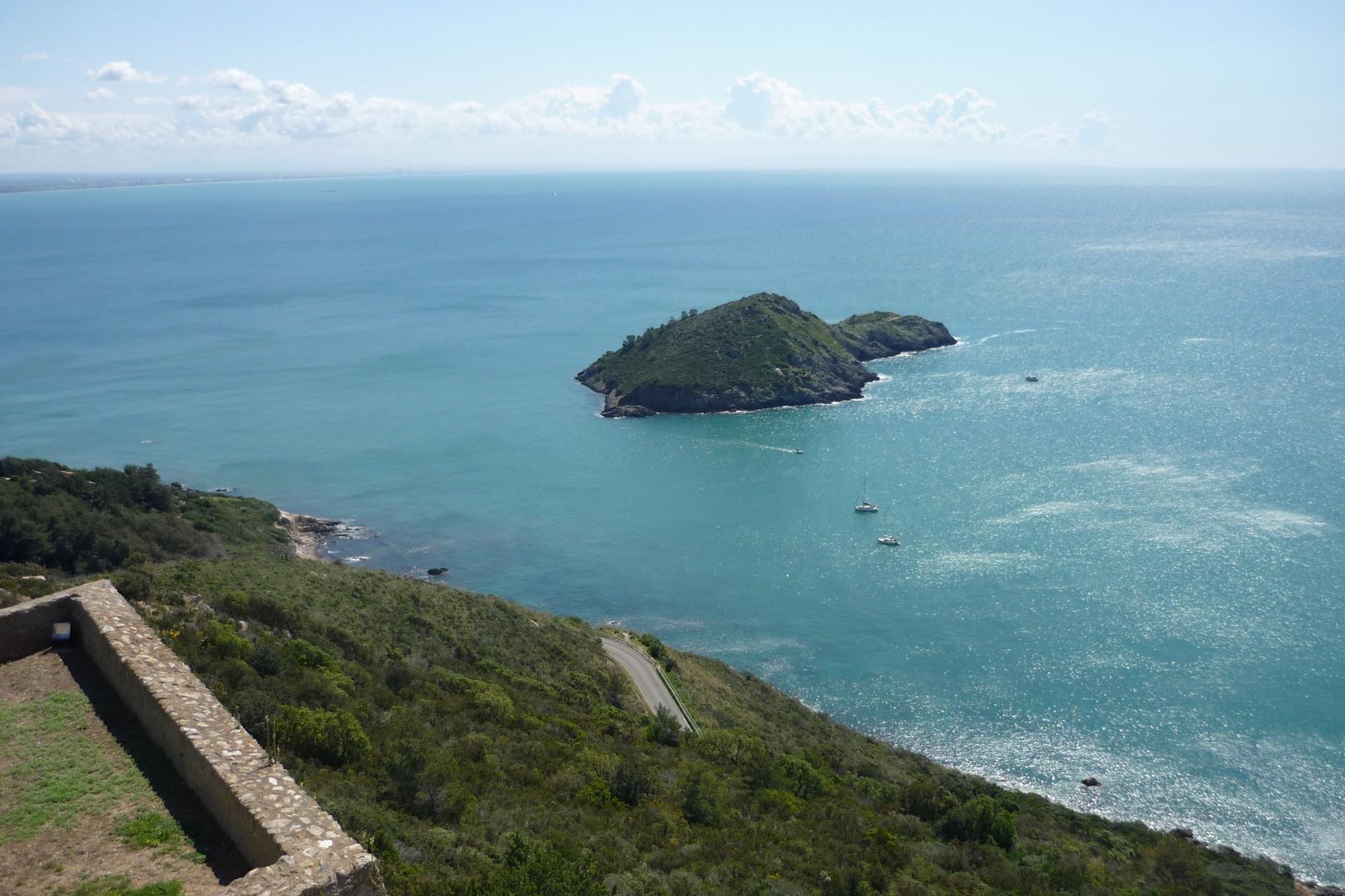俯瞰Orbetello Lagoon泻湖景色绝妙的别墅 - 17