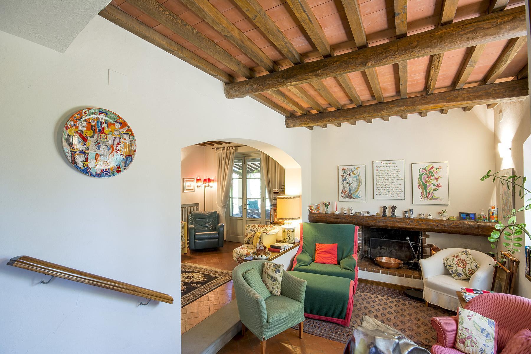 Prestigioso casale vicino al Golf di Montecatini Terme - 18