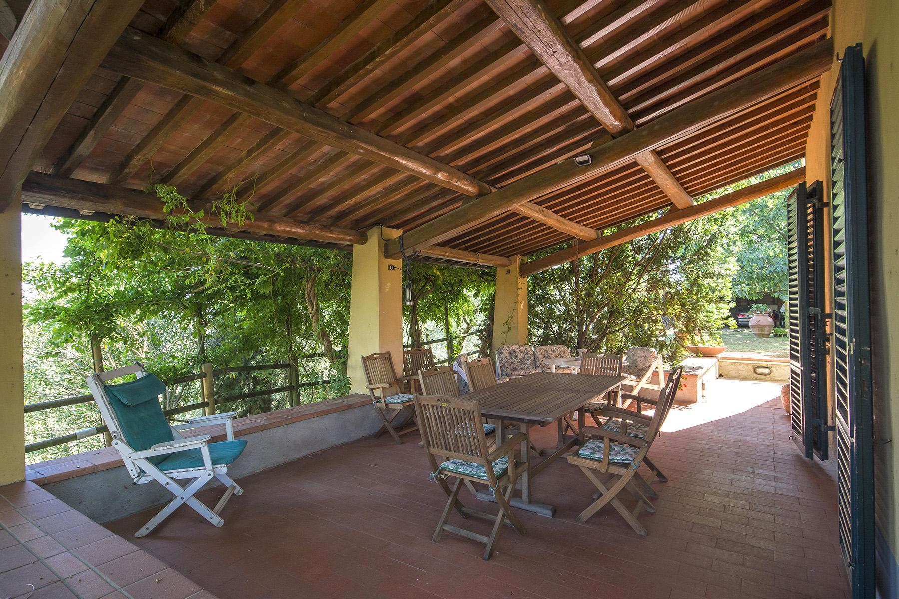 Prestigioso casale vicino al Golf di Montecatini Terme - 11