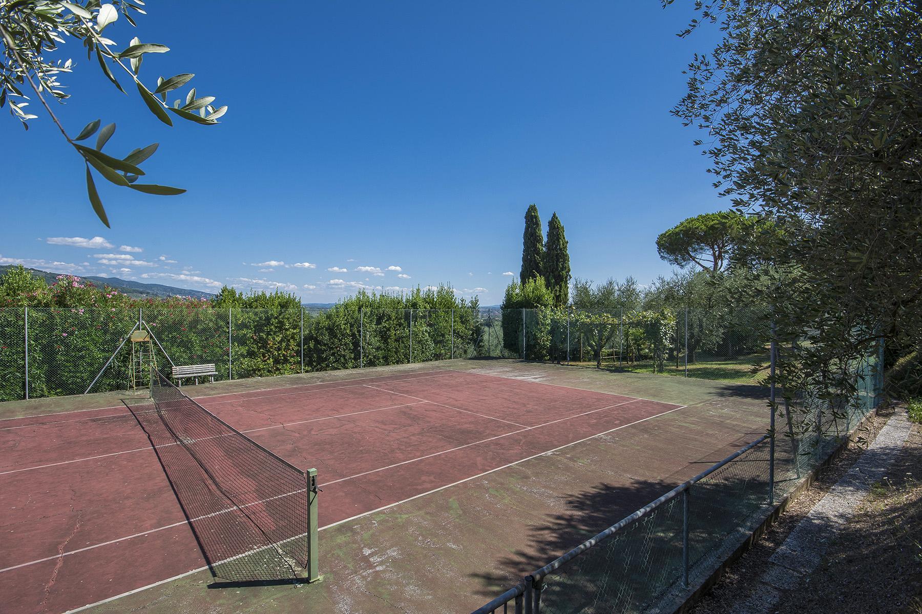 Престижная тосканская вилла рядом с полем для гольфа Монтекатини Терме - 12