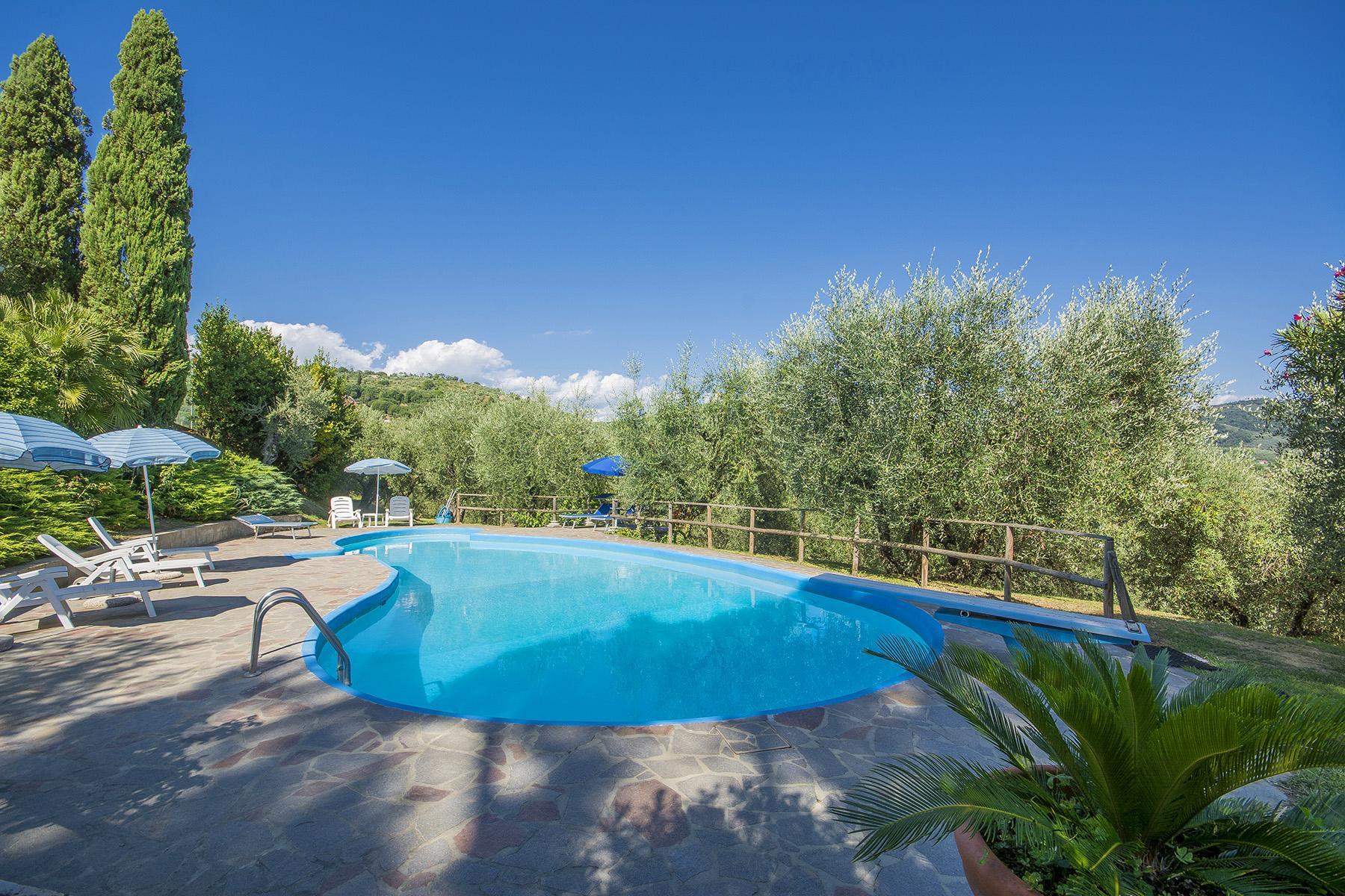 Prestigioso casale vicino al Golf di Montecatini Terme - 13